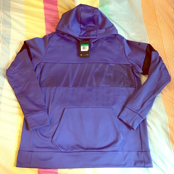 024f9cac99fe Nike Women s Therma Training Hoodie Size XL